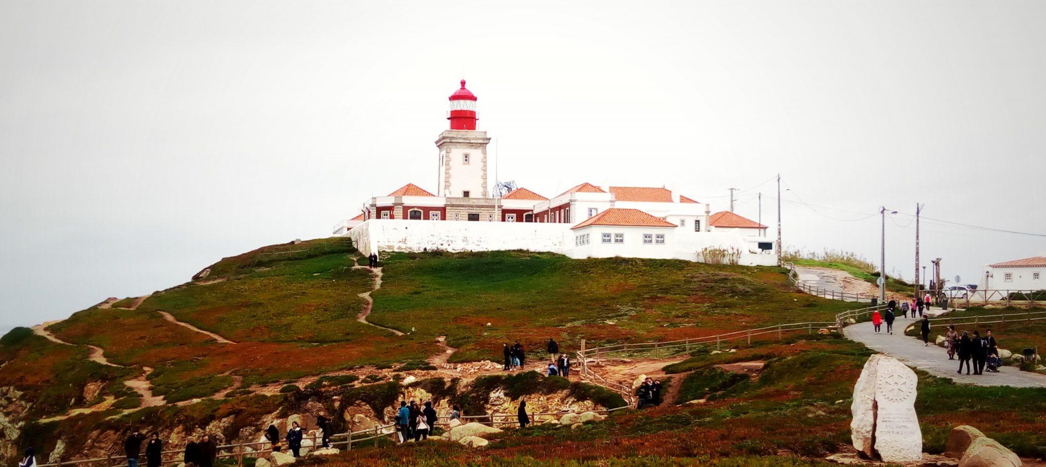 Cabo da Roca Portugalia - cel mai vestic punct al Europei