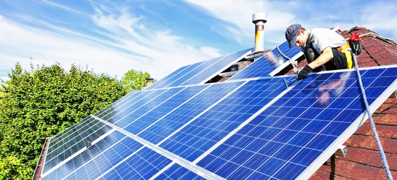 panouri solare fotovoltaice energie verde