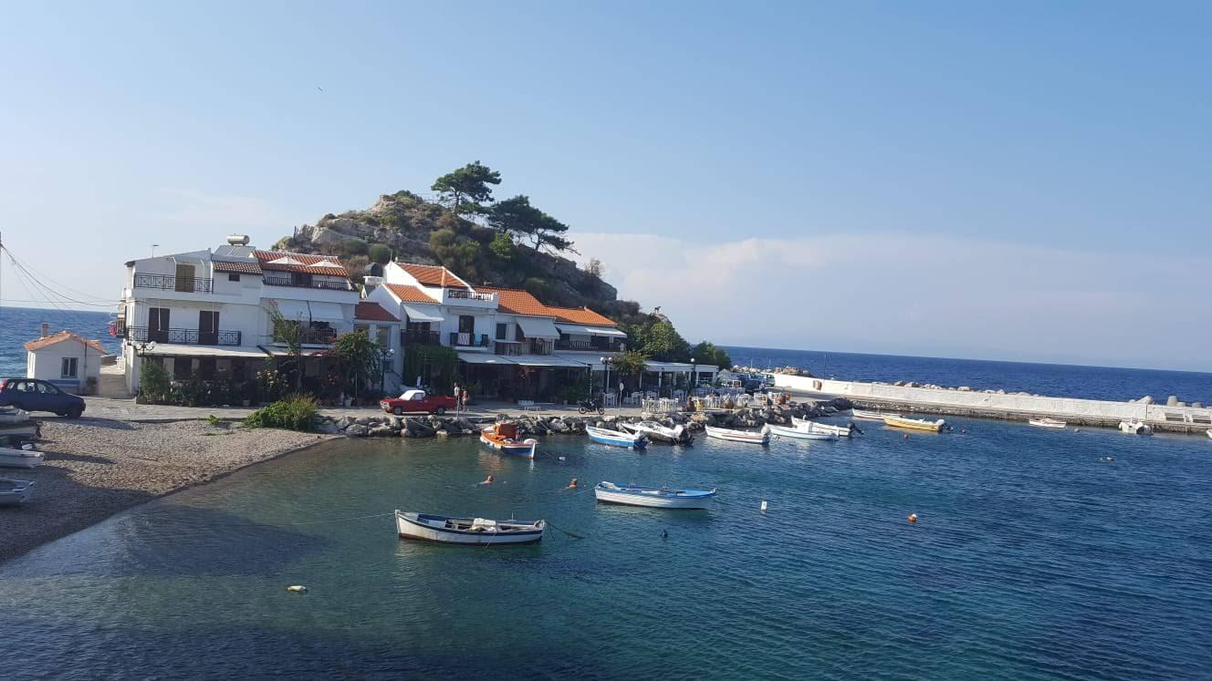 insula samos grecia