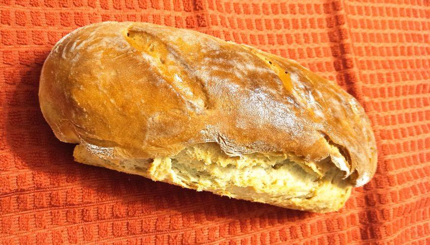Jurnal de izolare - reteta de paine pufoasa
