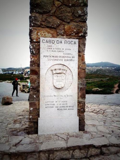 Cabo da Roca Portugalia 02