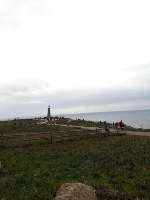 Cabo da Roca Portugalia 40