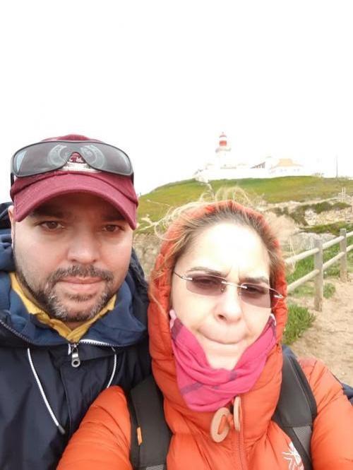 Cabo da Roca Portugalia 36