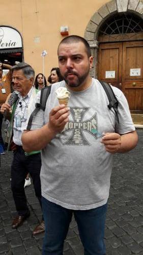 city break bergamo gelato
