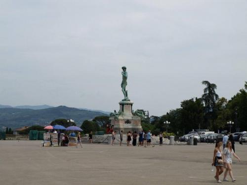 florenta Piazzale Michelangelo obiective turistice din florenta italia o zi in florenta