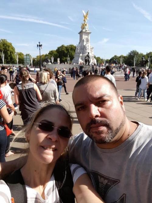 Buckingham-Palace-Londra ViatainBalon