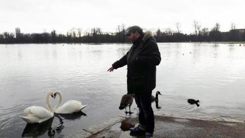 Londra Hyde Park ViatainBalon