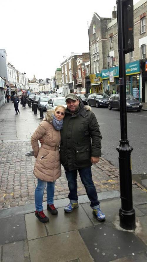 Londra Portobello ViatainBalon