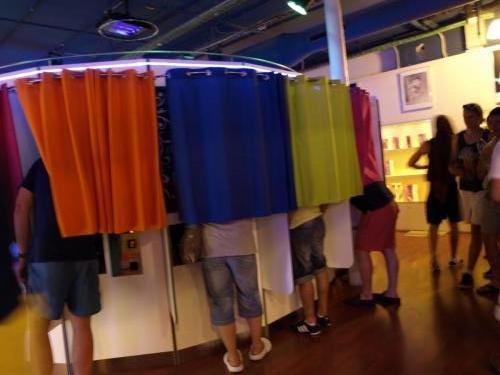 Barcelona Muzeul Erotic
