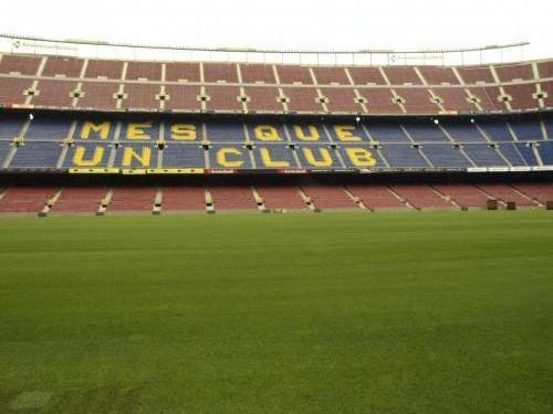 Barcelona Stadion Camp Nou