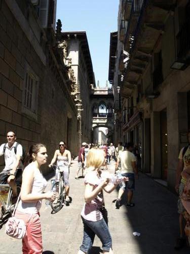 Barcelona cartierul gotic