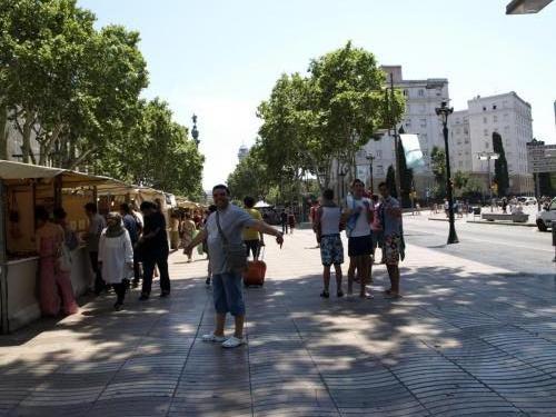 Barcelona Rambla