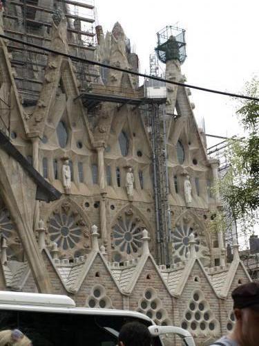 Barcelona Sagrada Familia 146