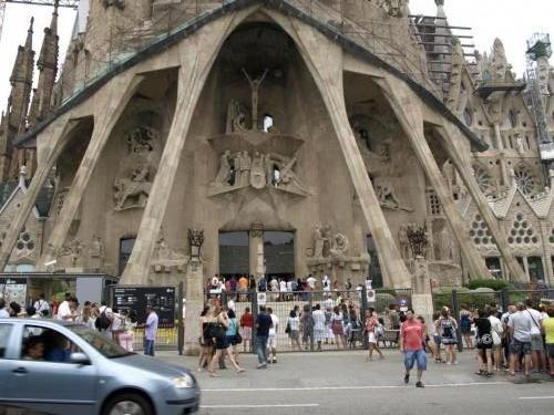 Barcelona Sagrada Familia 151