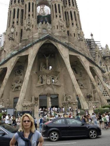 Barcelona Sagrada Familia 153