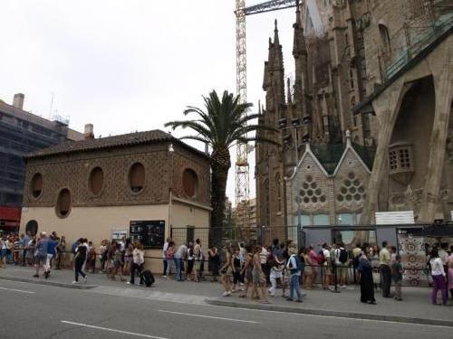 Barcelona Sagrada Familia 157