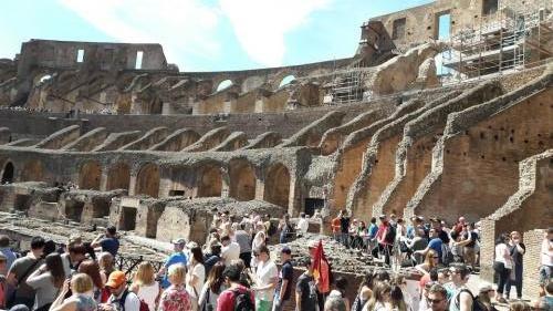 vacanta la roma colosseum 10