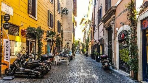 Unde mancam la Roma - Tratevere